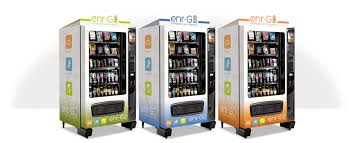 Canteen Vending Machine Hack Enchanting EnrG Healthy Vending Machine Snacks And Beverages Canteen