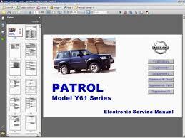 Nissan Patrol Y61 Service Manual