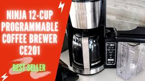 Free shipping for many products! Ninja 12 Cup Programmable Coffee Brewer Review Ninja 12 Cup Programmable Coffee Maker Ce201 Review Youtube