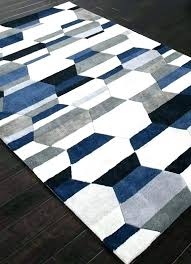 grey and white area rugs bedroom rug blue ideas chevron 8x10