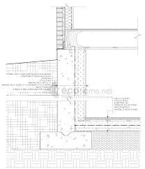 interior basement insulation diagram