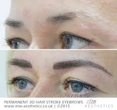 semi permanent eyebrows hair stroke eyebrow tattoo or full powder tattoo eyebrows in london fulham harley street kingston virginia water