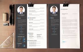 ... Trendy Modern Resume 4 The Best CV Resume Templates 50 Examples ...