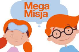 Znalezione obrazy dla zapytania megamisja logo