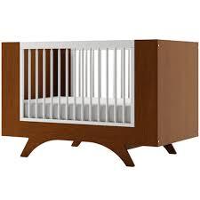 Adorno Modern Convertible Crib in Choice of Finish