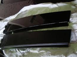 <b>Глянцевые накладки на</b> двери. — Volkswagen Passat, 1.8 л., 2008 ...
