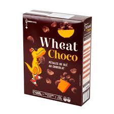 <b>Хлопья пшеничные LEADER PRICE</b> Wheat Choco шоколадные ...