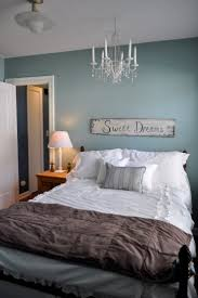Bedroom - Wall Painting. (Love this color, just reminds me of the beach.  Spare Bedroom DecorBedroom SignsGuest ...