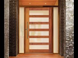 Front Doors  Unfinished Solid Wood Entry Doors Unfinished Wood Solid Wood Exterior Doors Home Depot