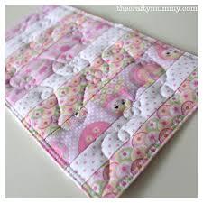 Doll Quilt • The Crafty Mummy &  Adamdwight.com