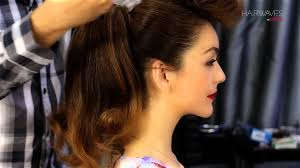 Simple Steps To Make A Charming Hairstyle At Home With The Master