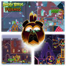 Greetings and Welcome to our... - Angry Birds Friends