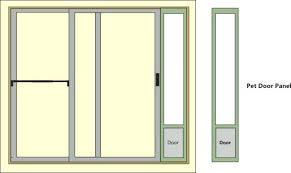 doggy door to door sliding door cat fantastic pet patio with security bars newest dog door