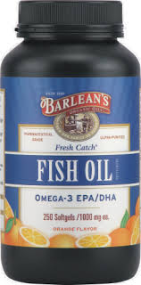Barlean's Fresh Catch Omega-3 Fish Oil Softgels, 250 Count - Kroger