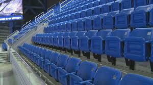 Rupp Arena Unveils New Upper Arena Chair Back Seats Updates