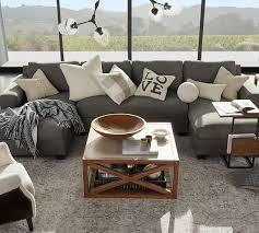 big sur square arm upholstered sofa