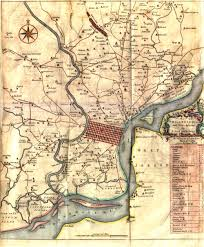 Pennsylvania A Map Of Philadelphia And Part Adjacent By N