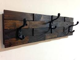 Coat Wall Racks Mesmerizing Coat Wall Rack Twinbrothers