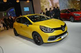 Renault Shifts Into Sport Mode with New Clio R.S. 200 EDC Powered ...