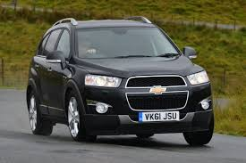 Chevrolet Captiva Review | Auto Express