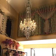 real candle chandelier lighting 10pcs 55mm large clear holder gl crystals lamp prisms diy curtain parts