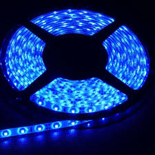 12v Blue Light Details About 3528 Led Strip Blue Light 5m 300 Leds Smd 60 Led M Waterproof Dc 12v Diy Party