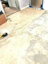 how to remove tile adhesive how to remove tile from concrete how to remove tile from
