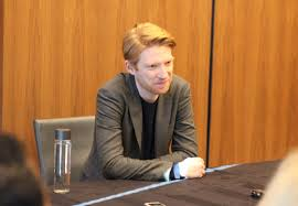 Domhnall gleeson is an irish actor and writer. An Interview With Domhnall Gleeson The Last Jedi I Am The Maven