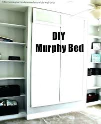 diy twin murphy bed. Murphy Bed Twin Do It Yourself Furniture  . Diy