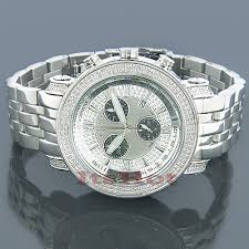 joe rodeo jojo tyler men s diamond watch 2 00 ctw