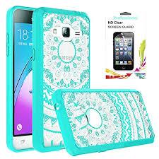 Samsung Galaxy J3 Case,Galaxy j3V V/J3 6 /Sky/Amp Amazon.com: