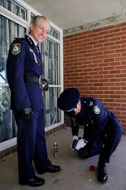 NSW Police Force - Shoe shining was in order for Chief ...