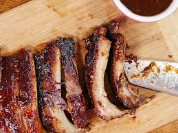 slow cooker pork ribs slow cooking
