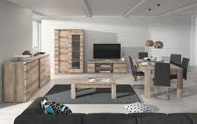 Complete Woonkamer Massief Hout 650408 Complete Woonkamer