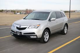 2010 Acura MDX Technology and Entertainment Packages | Insight ...