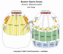 boston opera house seat map lovely wilbur theater seating view