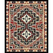 rustic area rug um size of log cabin rugs indoor full lodge style nature multi runners rustic cabin area rugs
