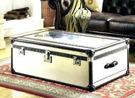 trunk chest furniture chest coffee tables black steamer trunk coffee table steamer trunk end table pictures of trunk coffee home ideas uk