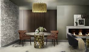 contemporary decor ideas match with round glass dining tables koi i modern dining table