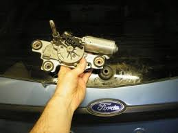 ford focus rear wiper blade motor replacement ford focus rear wiper blade motor replacement