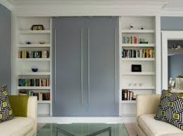 modern murphy beds ikea. Awesome Modern Murphy Bed: Home Design Bed For Extra Guests With Sliding Door And Bookcases Beds Ikea T