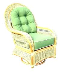 outdoor wicker rocker white resin rocking chair e islands swivel reviews patio vintage cushions chairs lo