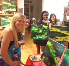marvelous painting party at home excellent ideas in paint