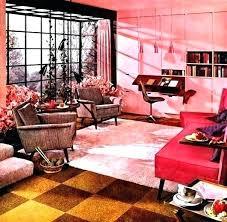1950S Interior Design Cool Inspiration Design