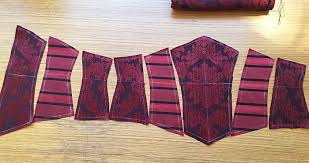 Corset Pattern Fascinating The Second Valentines Corset Pattern Corset Training