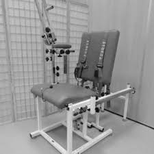 test stand for merement of manifestations of strength ponents of kinesthetic diffeiation ability