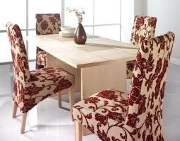 dining room chair covers pattern excellent dining room chair slipcovers dining room decor ideas and