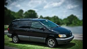 2000 Toyota Sienna LE; XLE - YouTube