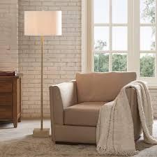floor lighting for living room. madison park signature bringham gold floor lamp lighting for living room