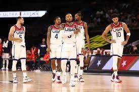 2021 Olympics: U.S. men's basketball ...